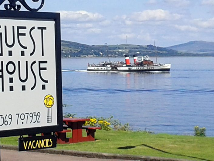 dunoon-accommodation-breakfast