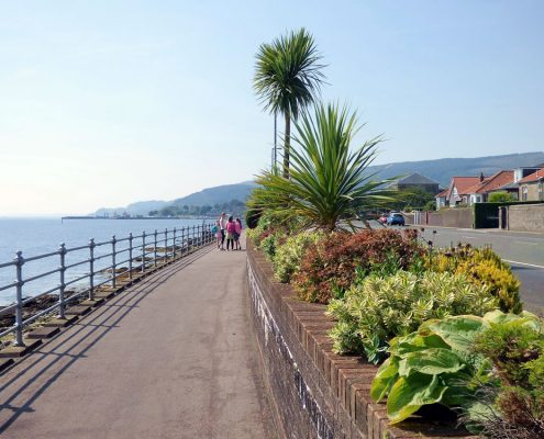 dunoon-accommodation-promenade
